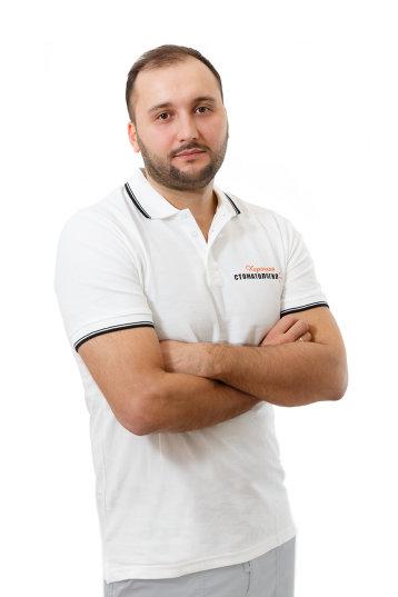 Стоматолог-хирург, имплантолог, ортопед Галкин Евгений Викторович