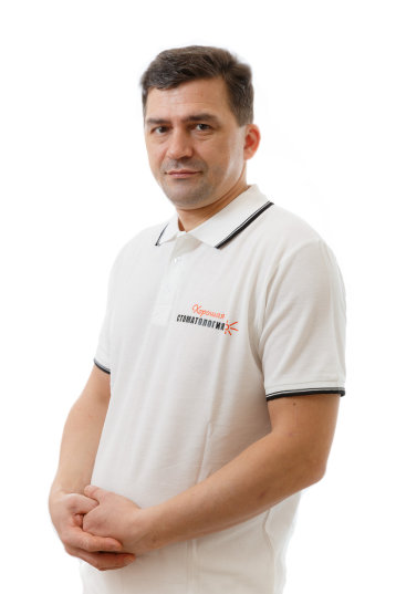 Челюстно-лицевой хирург, имплантолог Сторожев Константин Михайлович