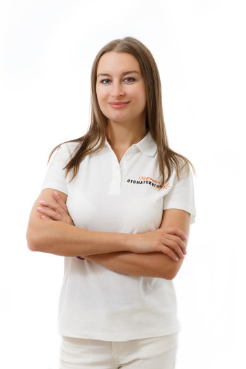Стоматолог-терапевт, ортопед Бурдюжа Юлия Андреевна