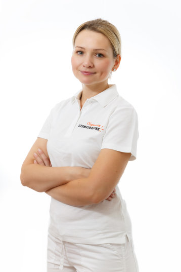 Врач стоматолог терапевт, детский стоматолог Ершова Юлия Владимировна