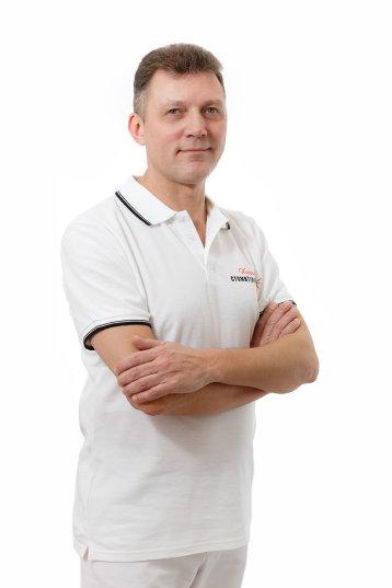 Стоматолог ортопед Сарайкин Дмитрий Федорович