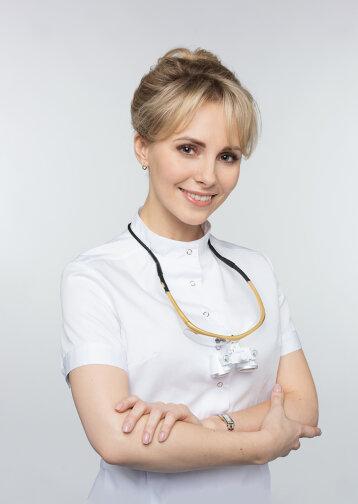 Стоматолог терапевт Милова Мария Викторовна